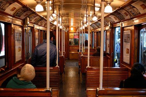 Metro toestel lijn A