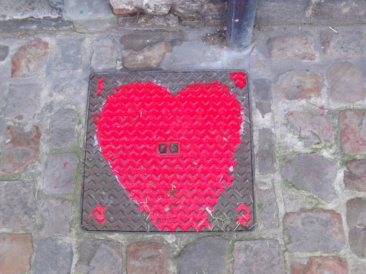 Hart op straat - Lille