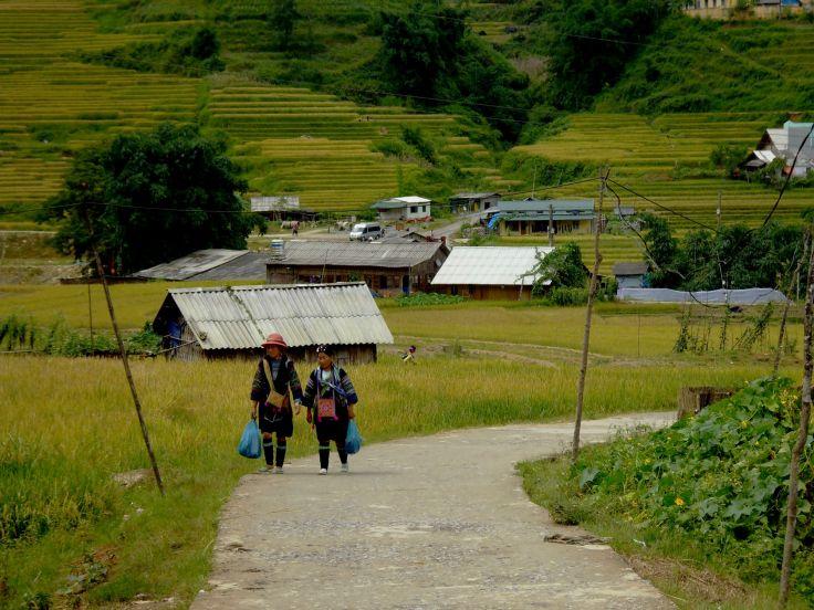 Hmong tribe Sapa